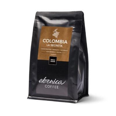 Opakowanie kawy Colombia La Secreta